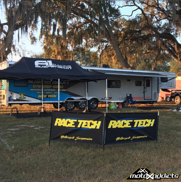 A1 Racing Suspension Becomes Race Tech Center