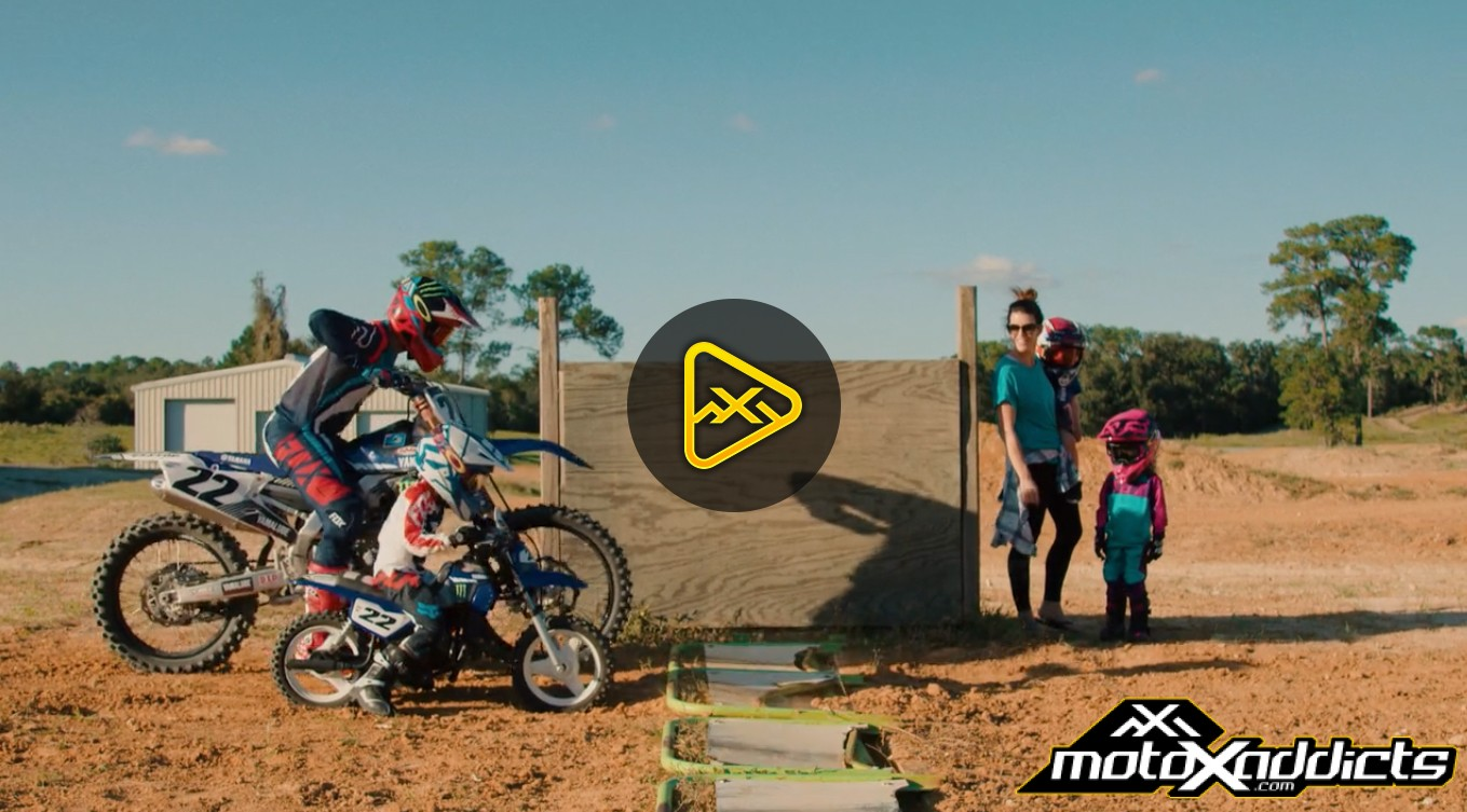 The Reeds – Life at Chad Reed's home