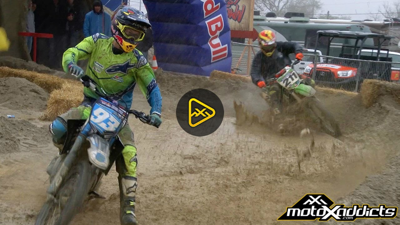 Project Two-Stroke Pt 2: Aaron Colton Takes His Clean YZ125 Rebuild Through the Mud
