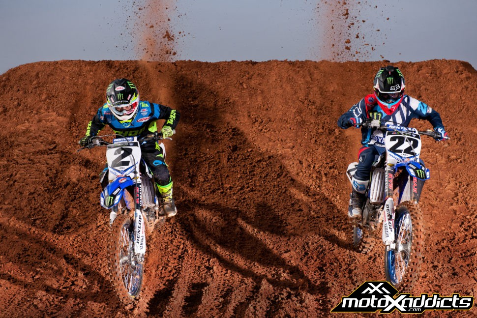 Will having the youthfulness of the rookie Cooper Webb under the same tent ignite a spark in Chad Reed?