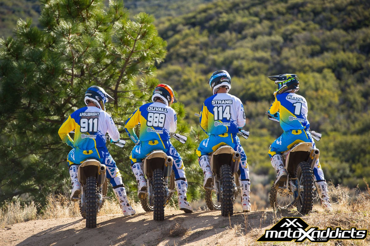ROCKSTAR ENERGY HUSQVARNA FACTORY RACING 2017 OFFROAD TEAM ANNOUNCED