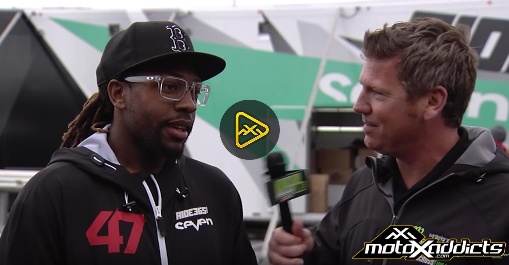 Malcolm Stewart Is Back  – 2017 Anaheim 2 SX