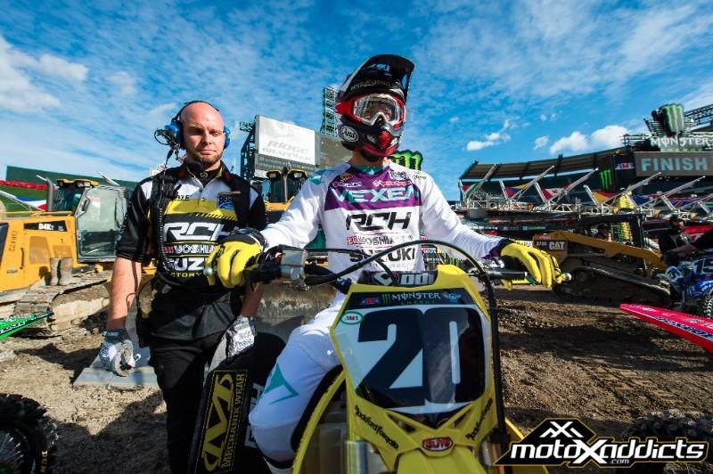 RCH Suzuki – 2017 Anaheim 2 Race Report