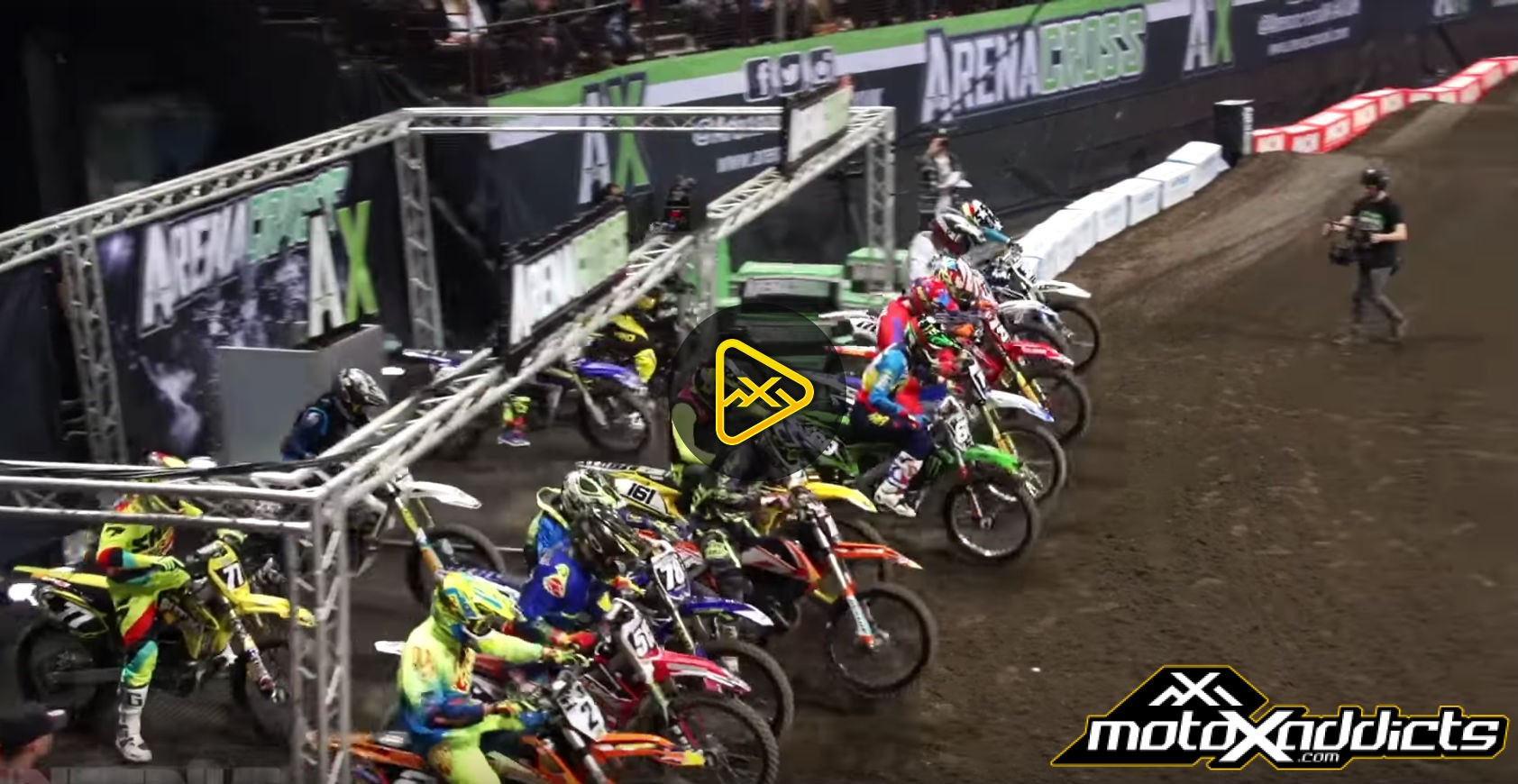 RAW: Pro Lites Race 1 in full | AX Manchester 2017