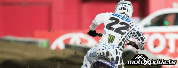 chad reed - 2017 - supercross