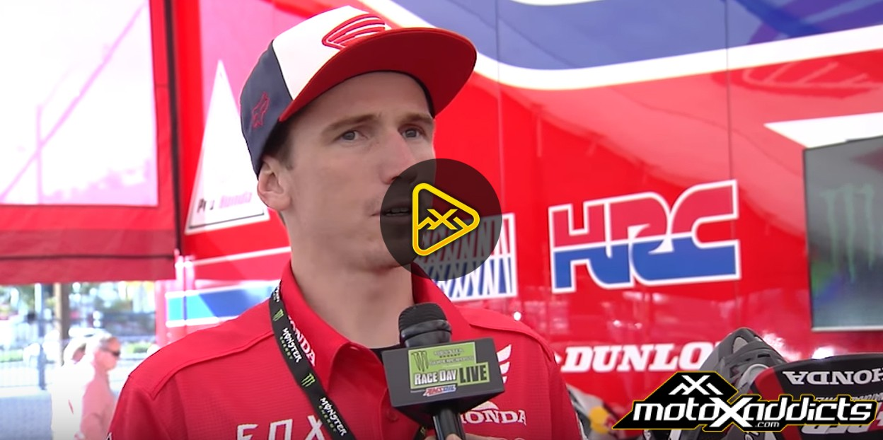 Cole Seely Interview – 2017 San Diego SX
