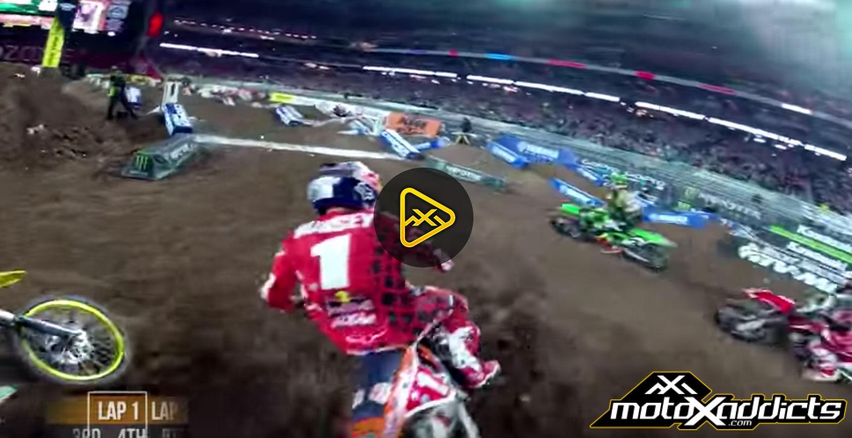 GoPro: Davi Millsaps – Main Event at 2017 Glendale SX