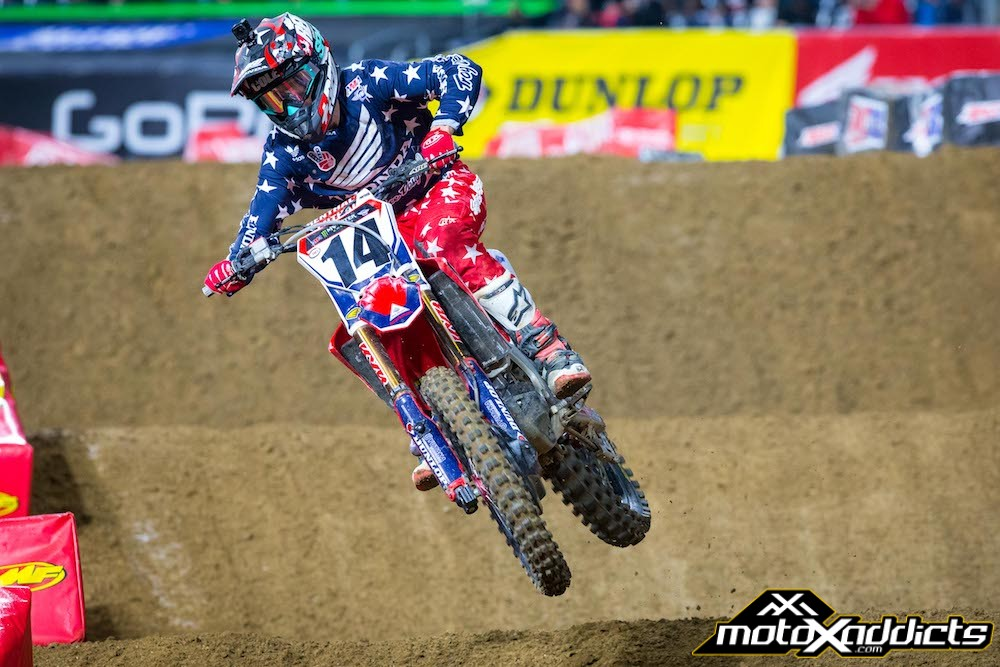 Cole Seely Finishes in the Top 5 at San Diego
