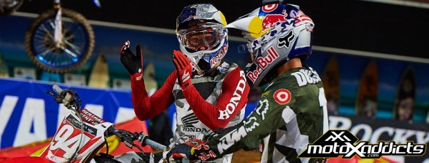 ryan dungey - ken roczen - 2017 - supercross - sx