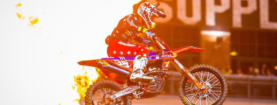 shane mcelrath - 2017 supercross - san diego - sx