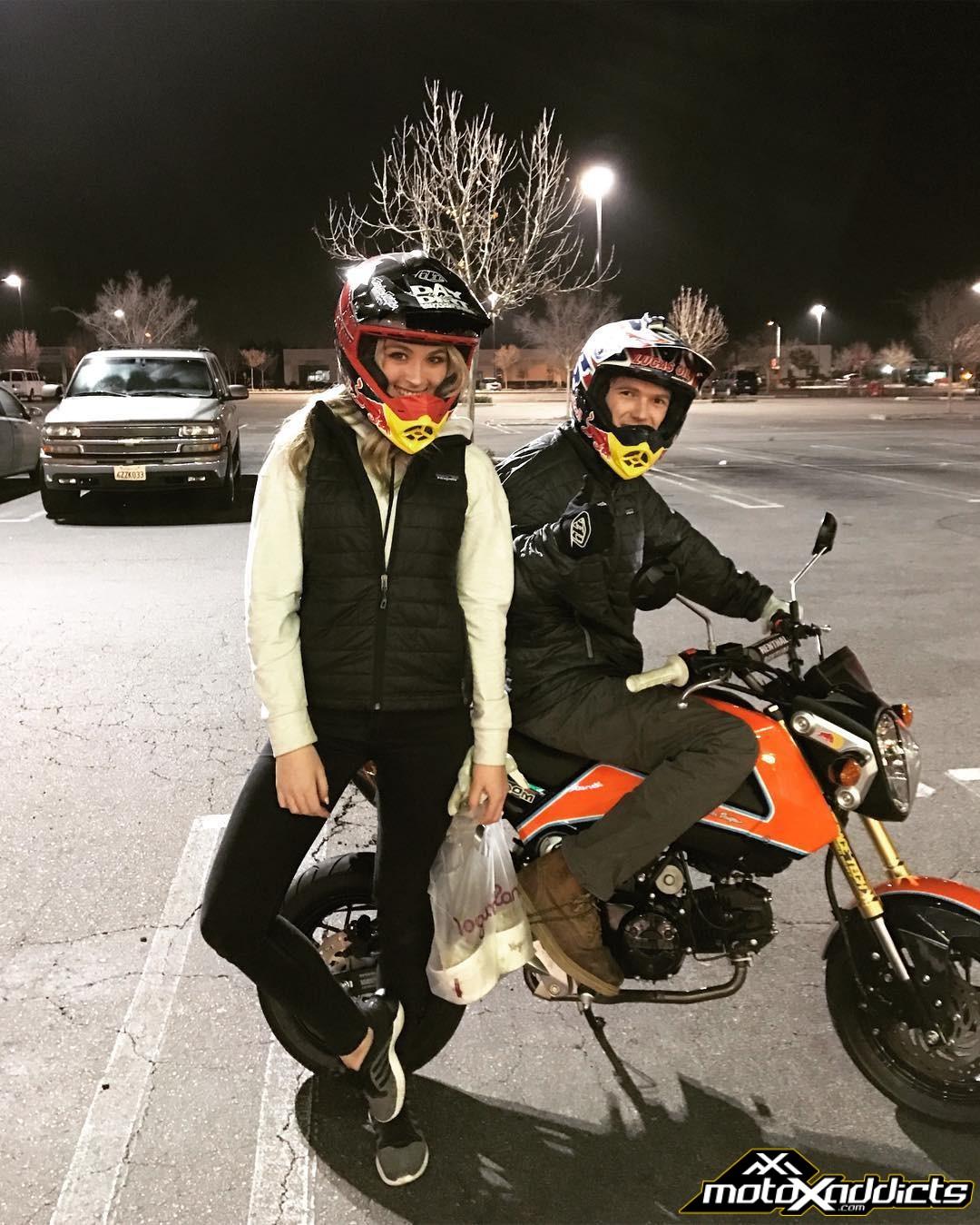 Jessy Nelson – Back on Two Wheels