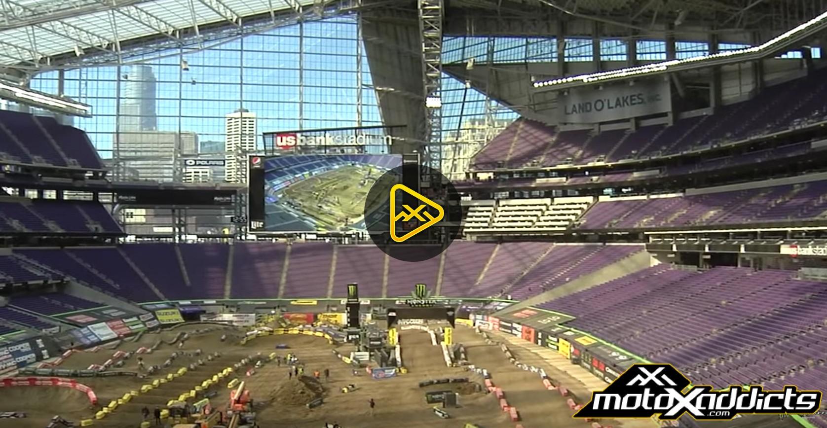 Track Report – 2017 Minneapolis SX
