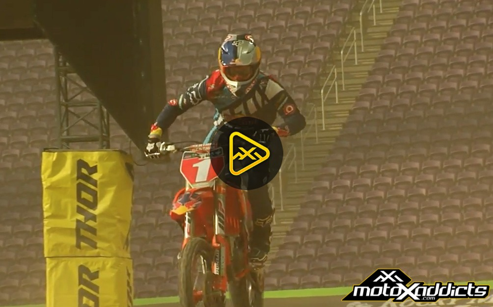 Musquin vs. Dungey – Who'll get the W? – 2017 Minneapolis SX