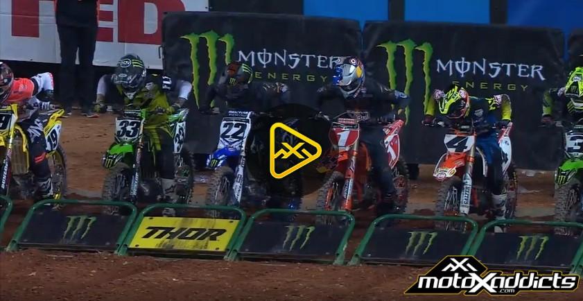 450SX Highlights – 2017 Atlanta SX