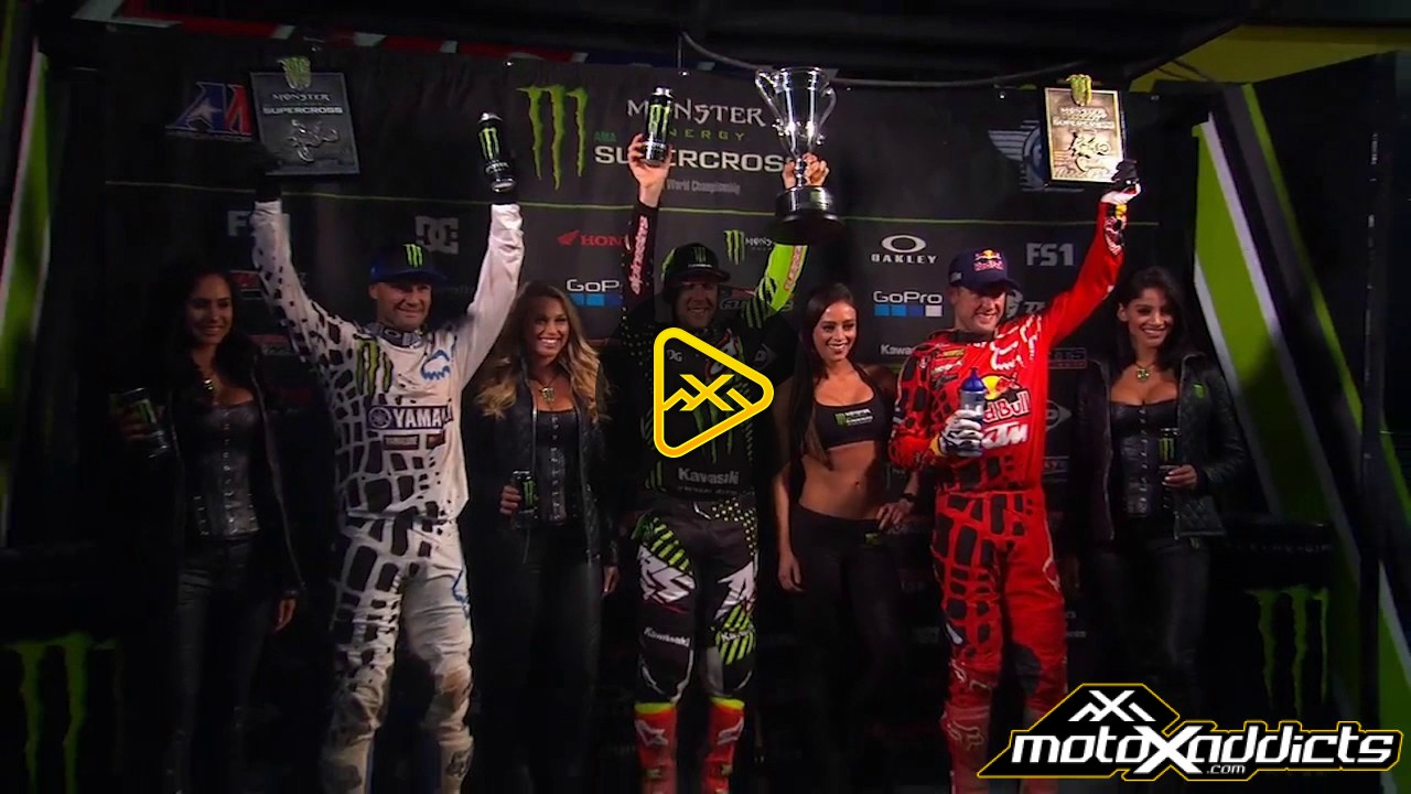 After the Checkered Flag: 2017 Oakland SX