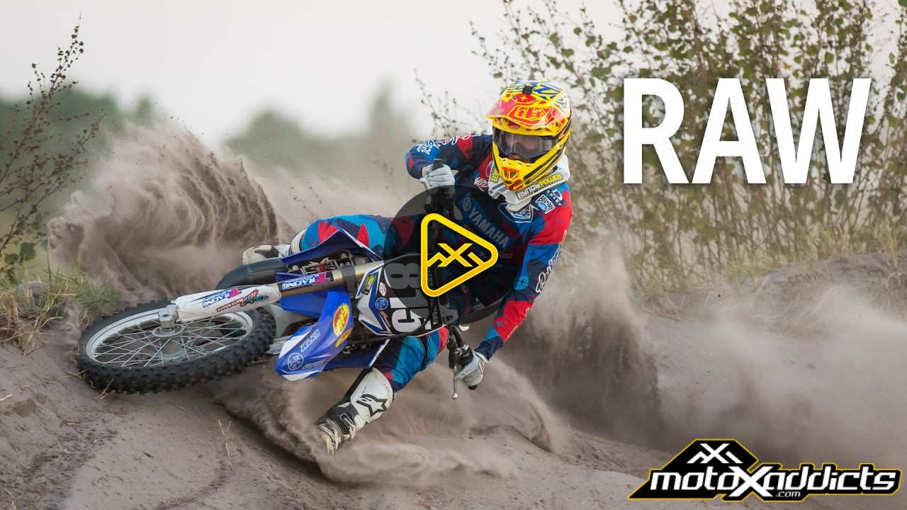 """""""Ripping the 125"""" ft Colton Eigenmann on the YZ125"""