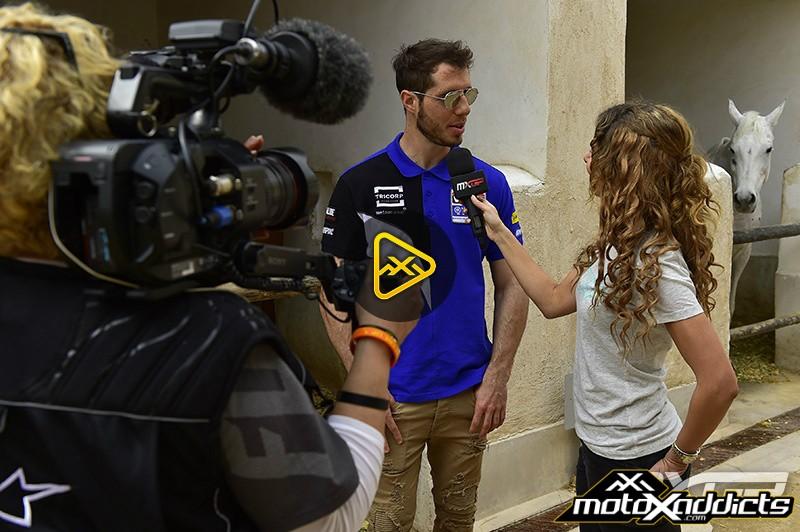 Arnaud Tonus Interview – 2017 MXGP of Qatar