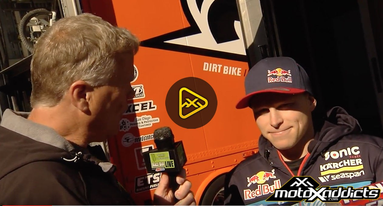 Alex Martin Interview – 2017 Minneapolis SX