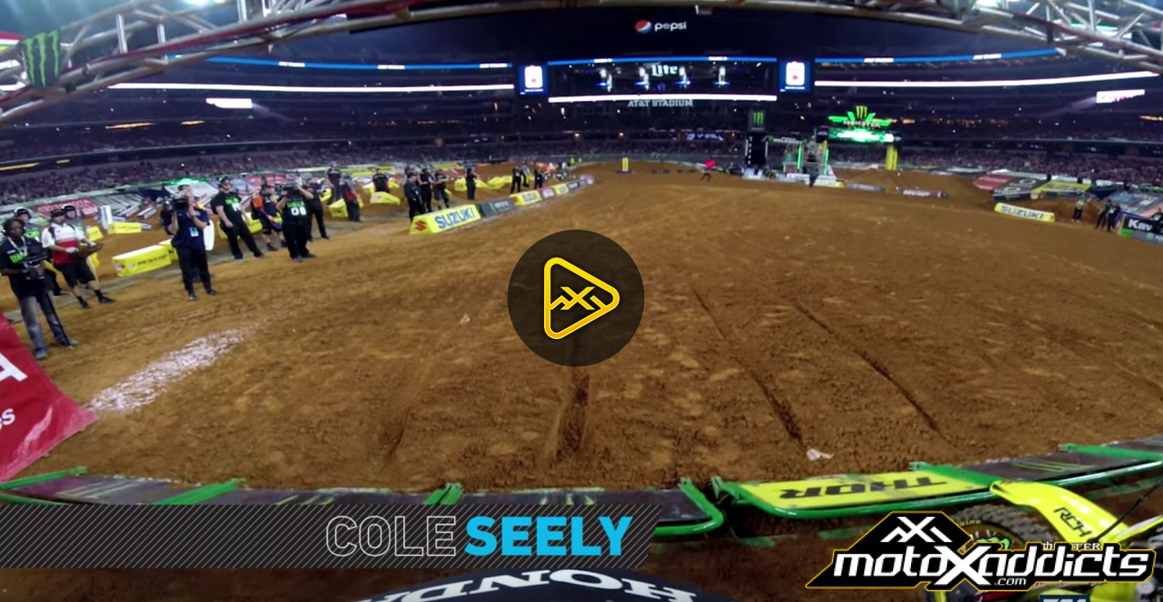 GoPro: Cole Seely at 2017 Arlington SX