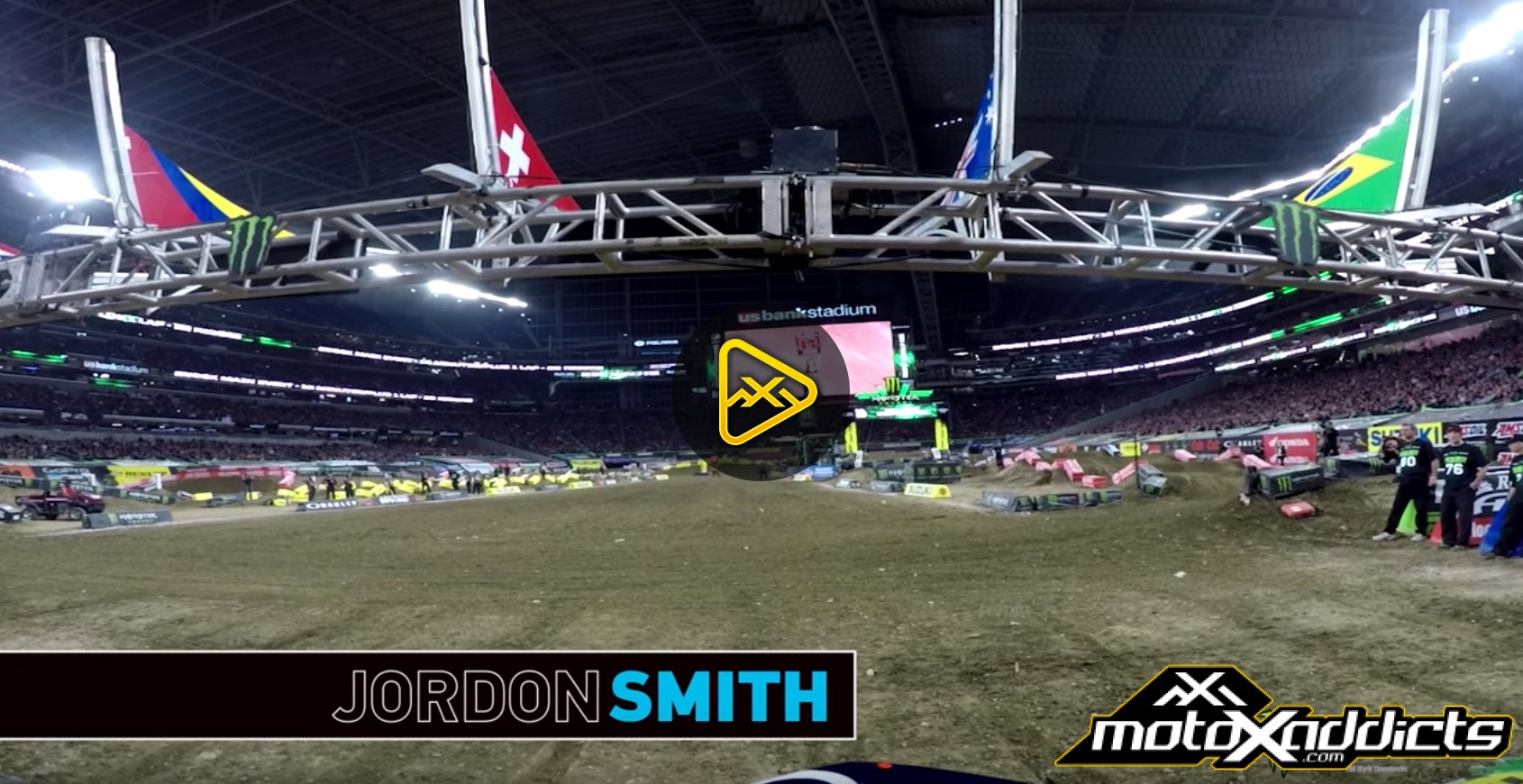 GoPro: Jordon Smith – 2017 Minneapolis SX Main Event