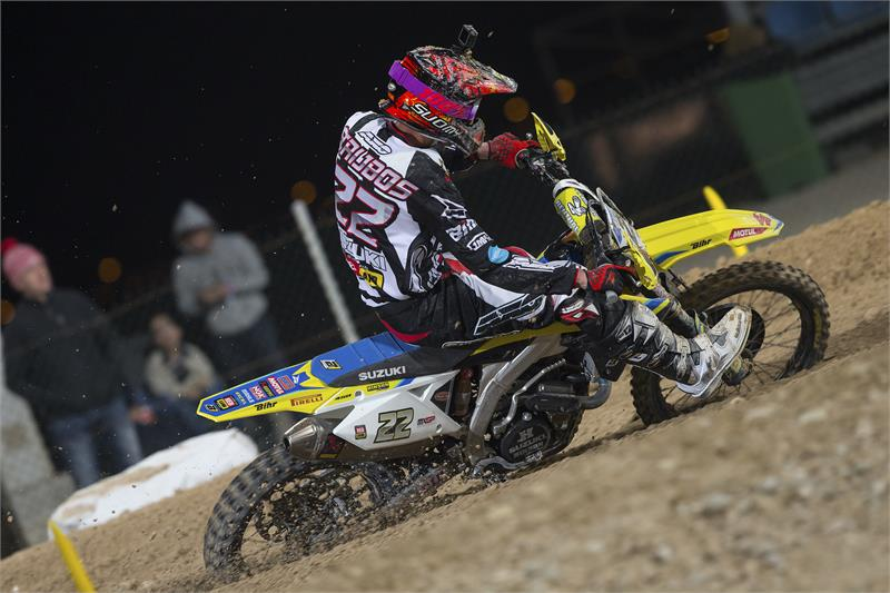 MORE TO COME FROM SUZUKI WORLD MXGP AFTER QATAR