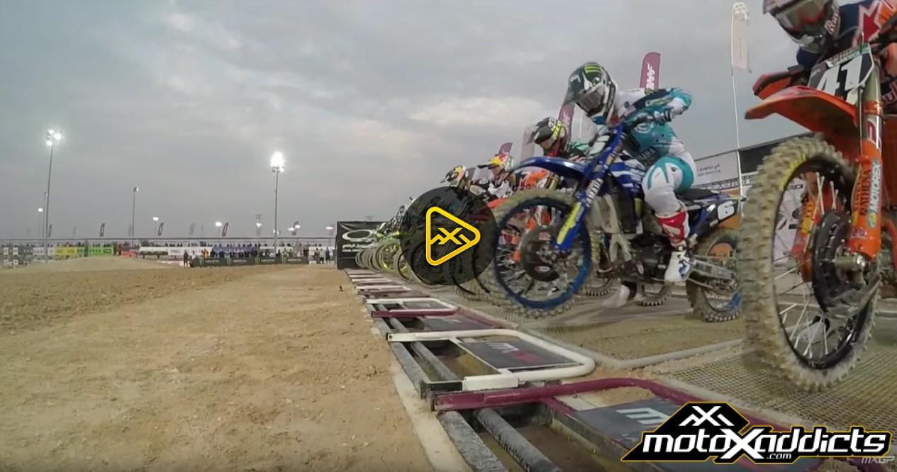 MX2 Best Moments – 2017 MXGP of Qatar