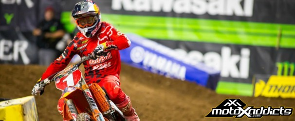 ryan dungey - oakland - supercross - results - 2017