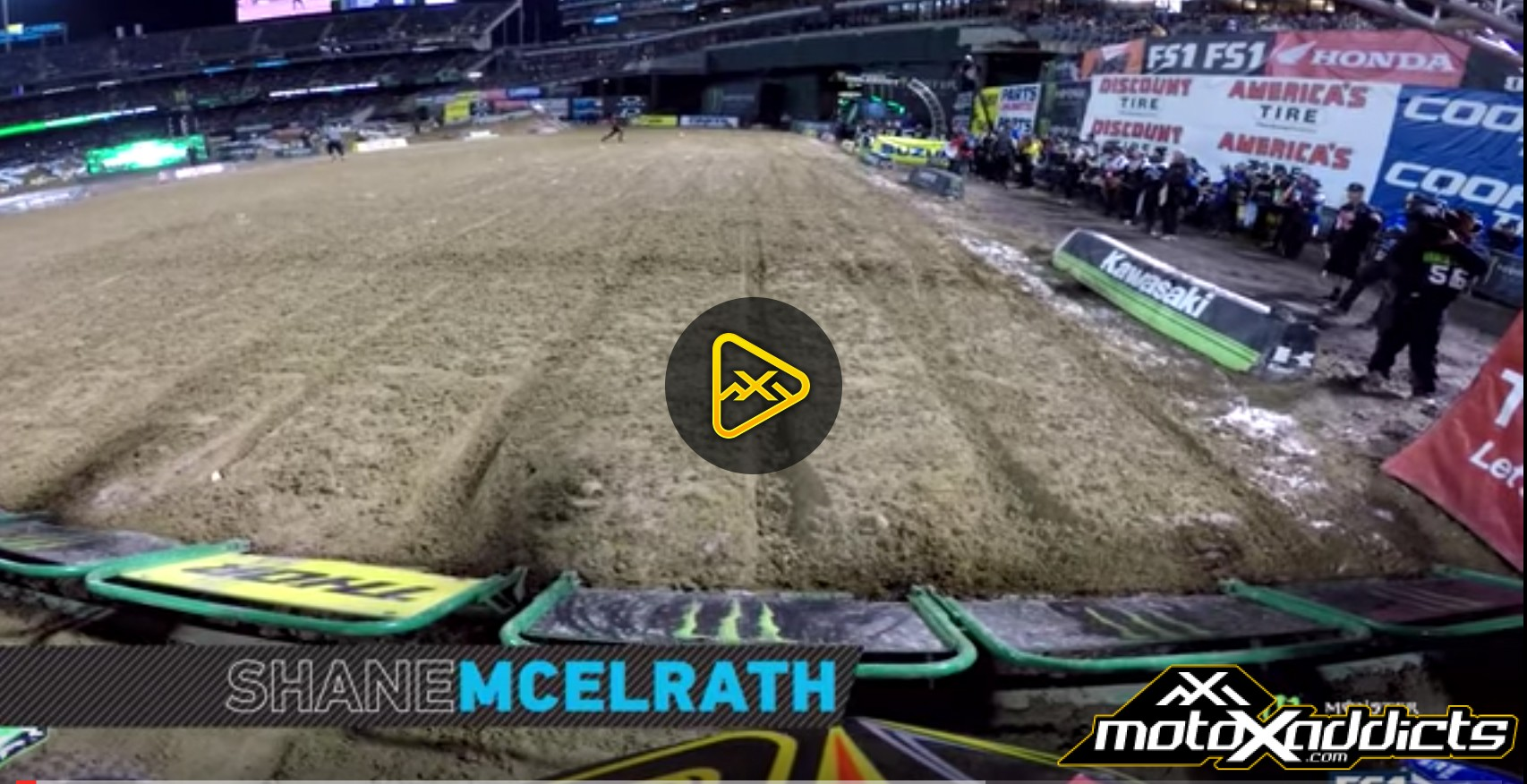 GoPro: Shane McElrath Main Event –  2017 Oakland SX