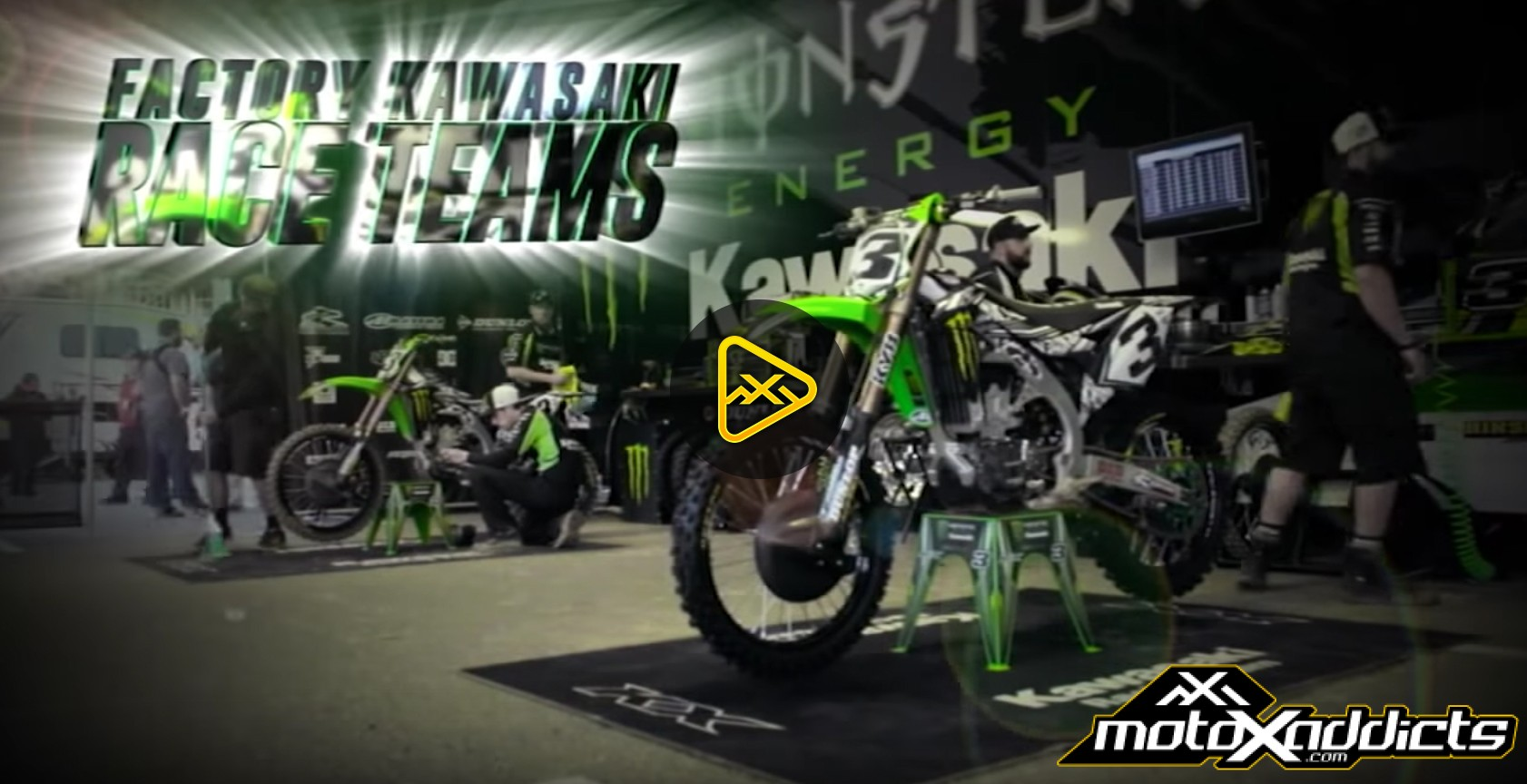 The Science of Supercross: The Crew