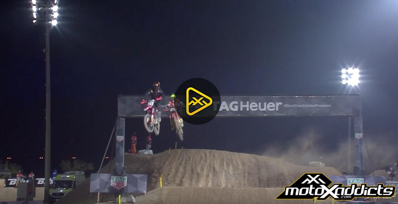 Qualifying Race Highlights – 2017 MXGP of Qatar