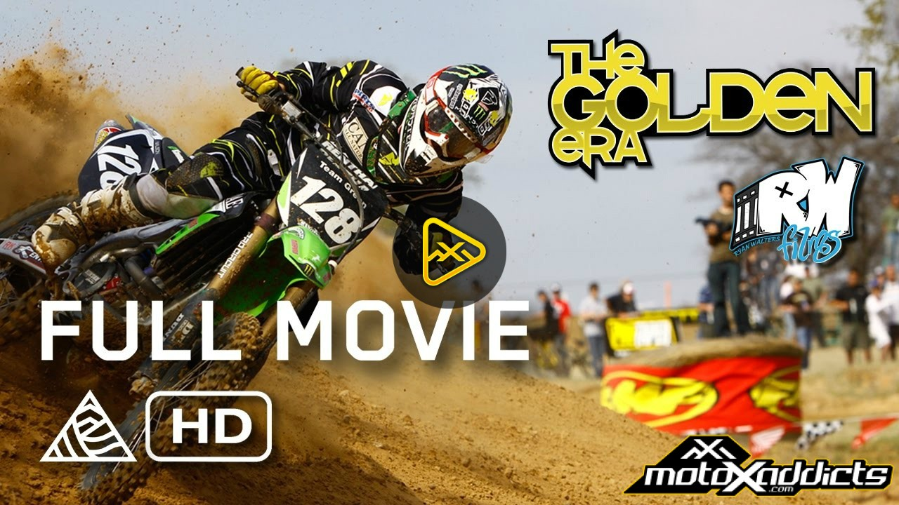 Full Movie: The Golden Era – Ft. Tomac, Cianciarulo, Barcia