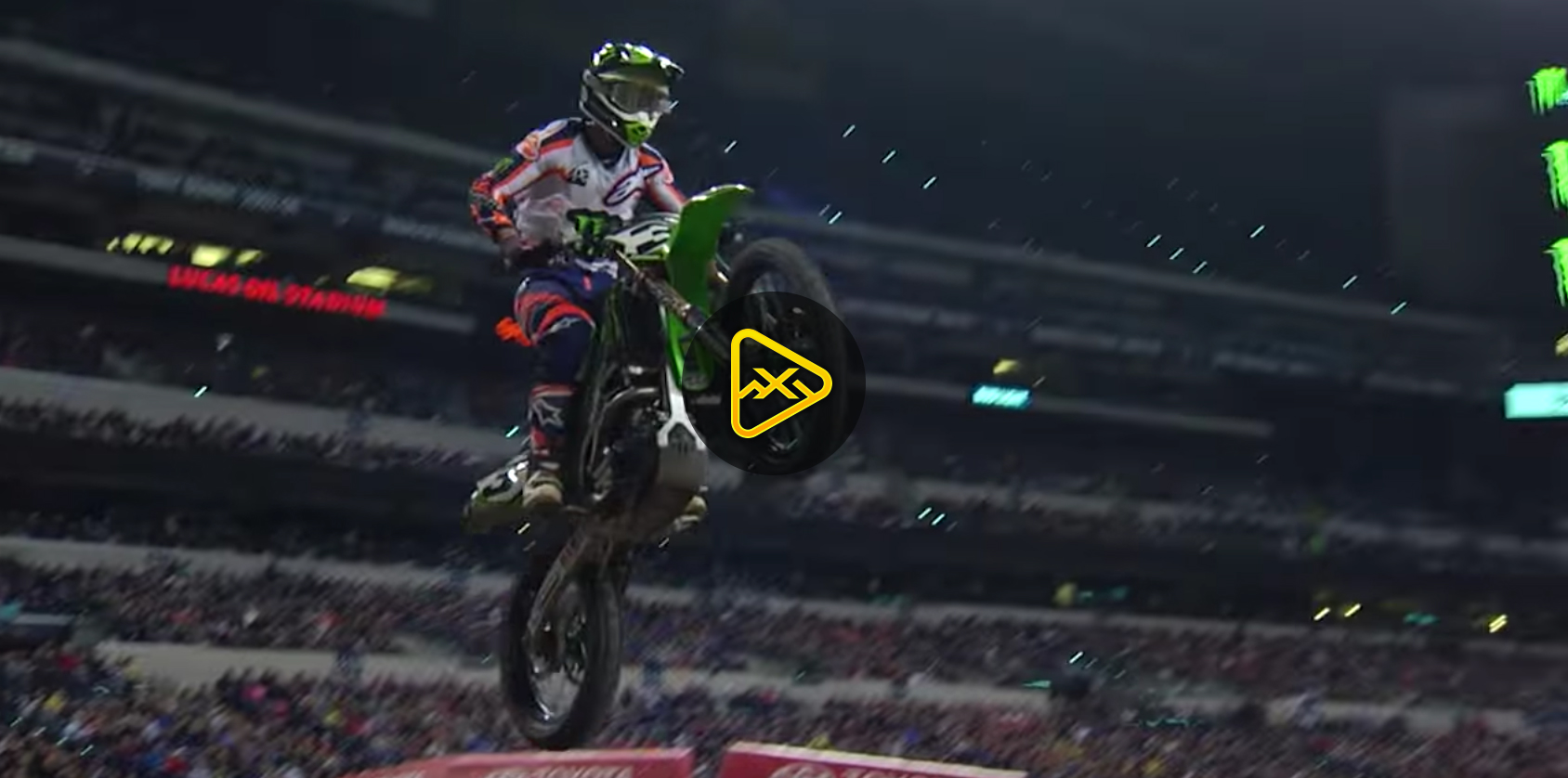 After the Checkered Flag – 2017 Indianapolis SX
