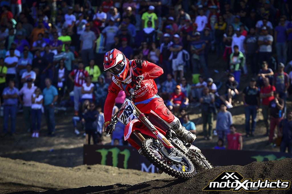 Gasjer & Jonass On Top of 2017 MXGP of Argentina Qualifying