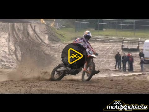 Jeffrey Herlings Testing for The Dutch Masters