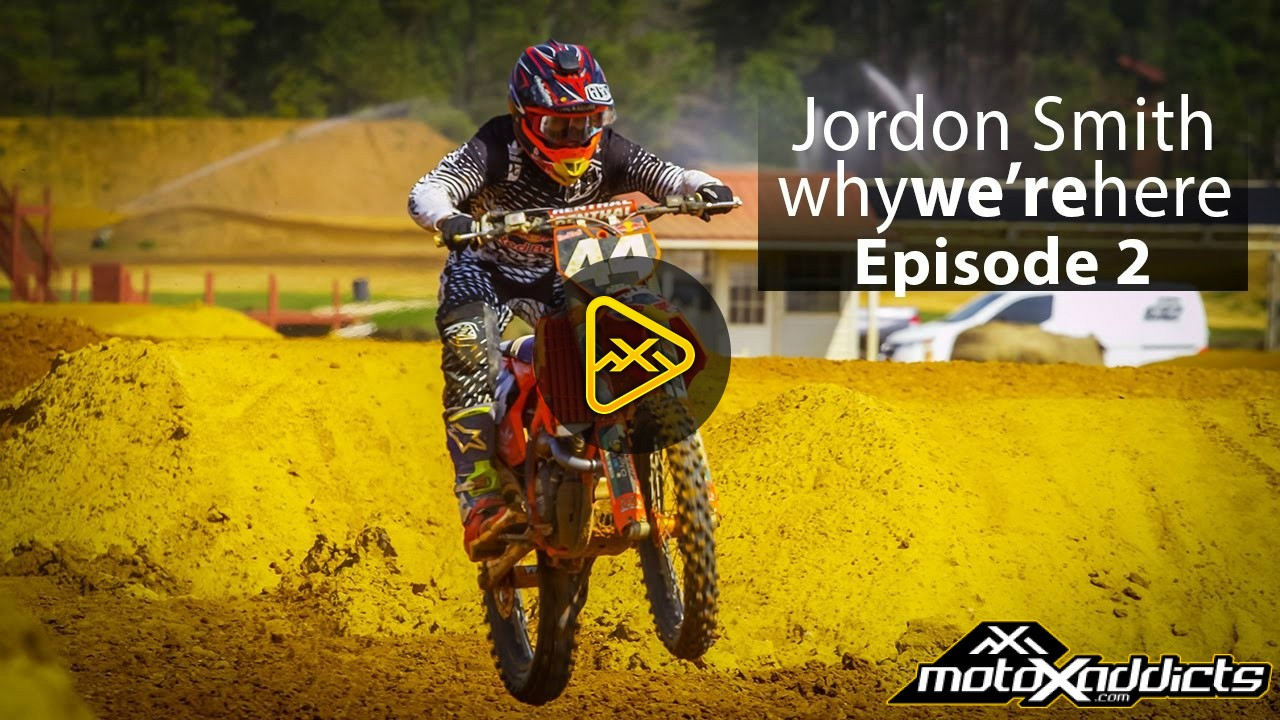 Why We're Here: Ep 2 – Jordon Smith with Justin Barcia at MTF