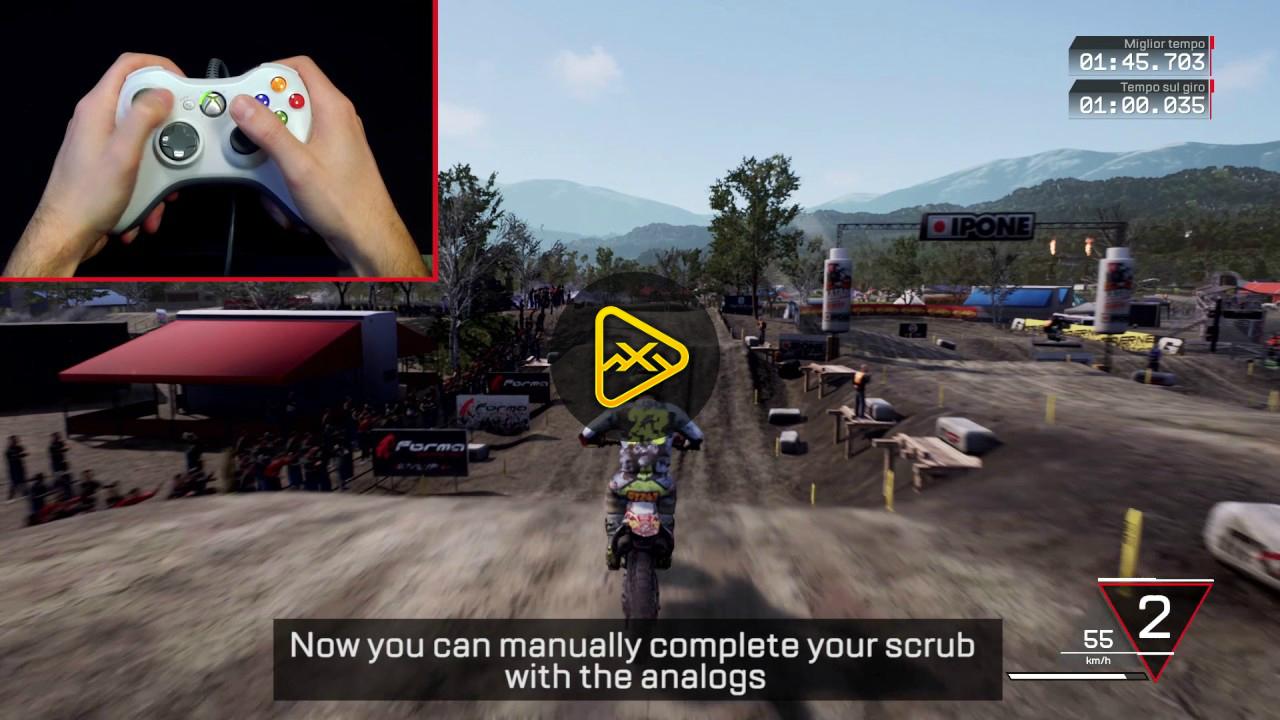MXGP3 The Game – Scrub Evolved Preview