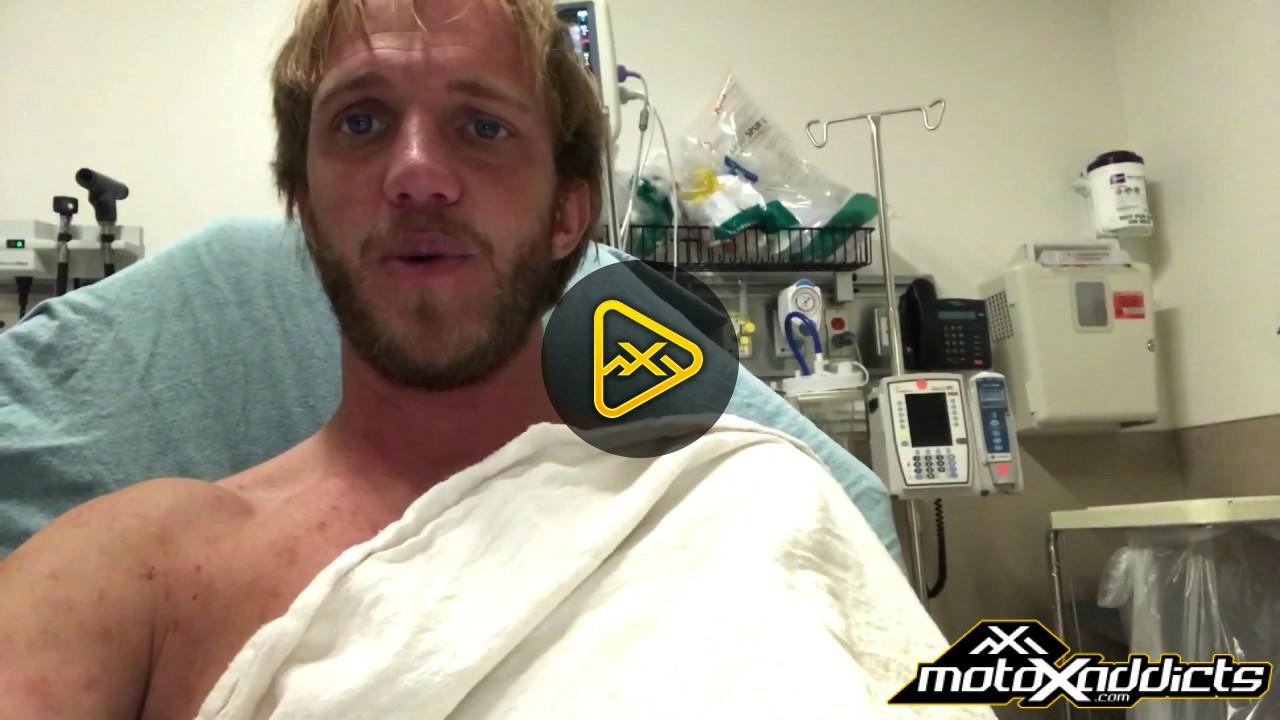 Dirtbikes = Good / Hospitals = Bad – 365 Vlogs w/ Brett Cue