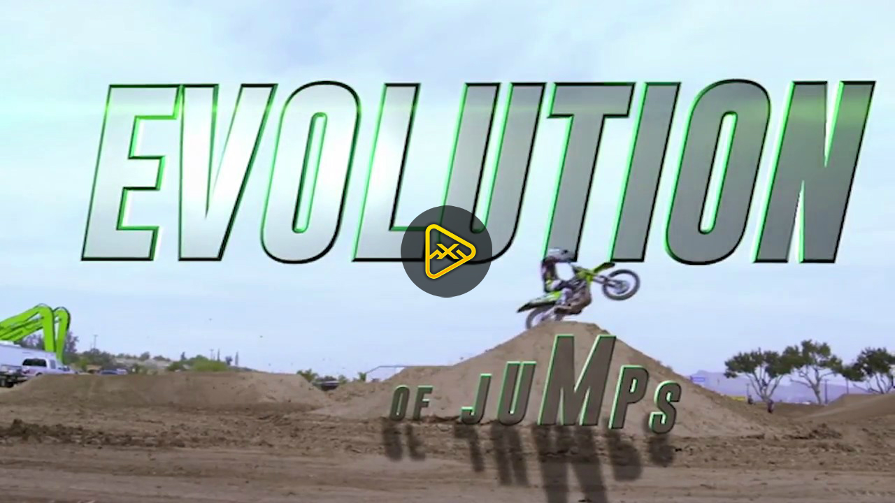 Science of Supercross – Jumps