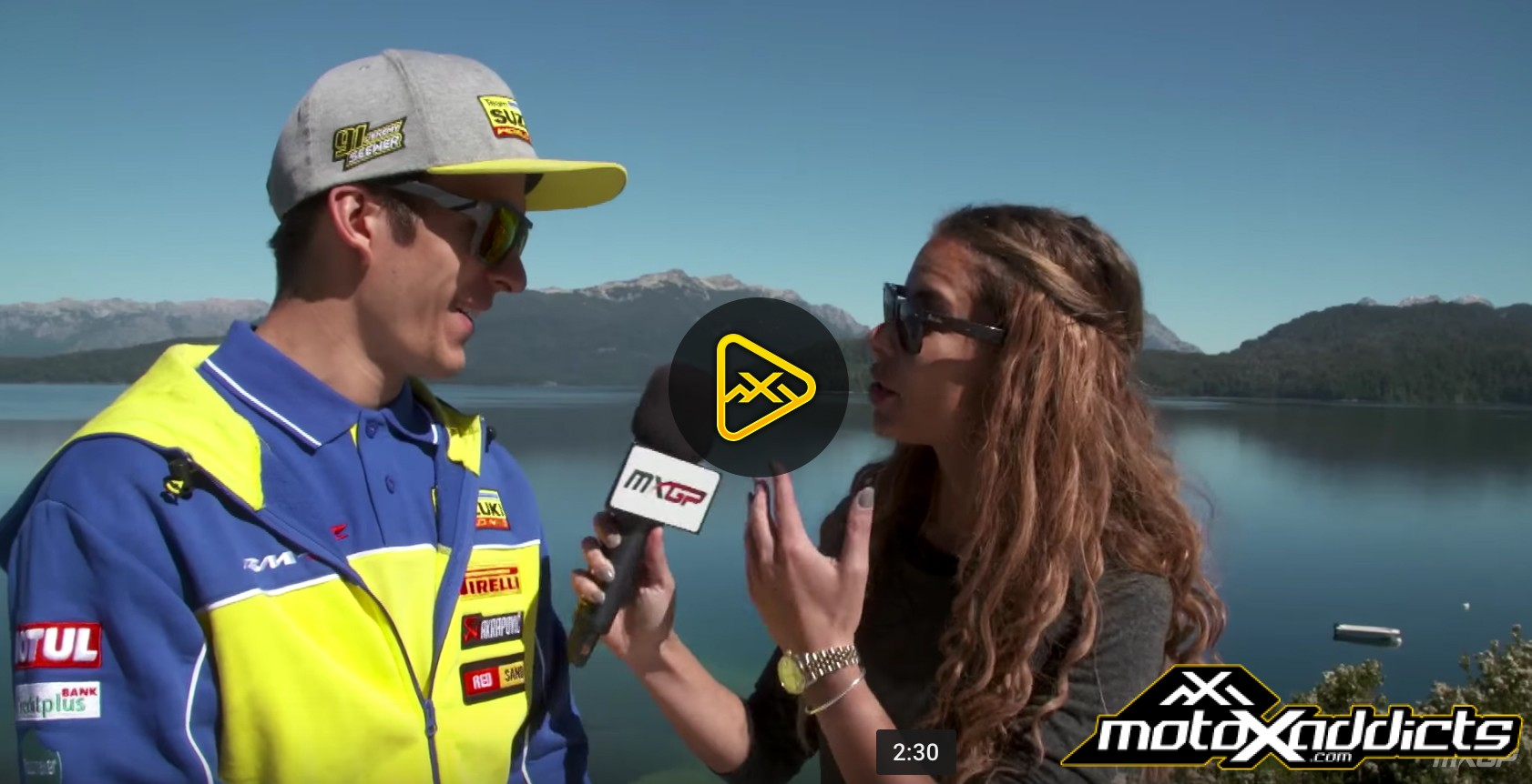 Jeremy Seewer Interview – 2017 MXGP of Argentina