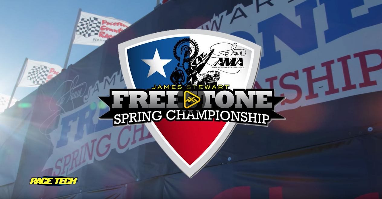 James Stewart Freestone Spring Championship Highlights