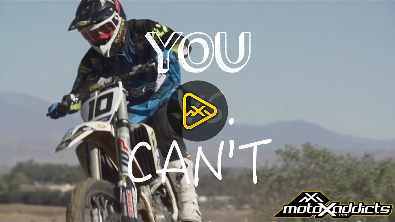 YOU VS CAN'T – Featuring Colton Haaker