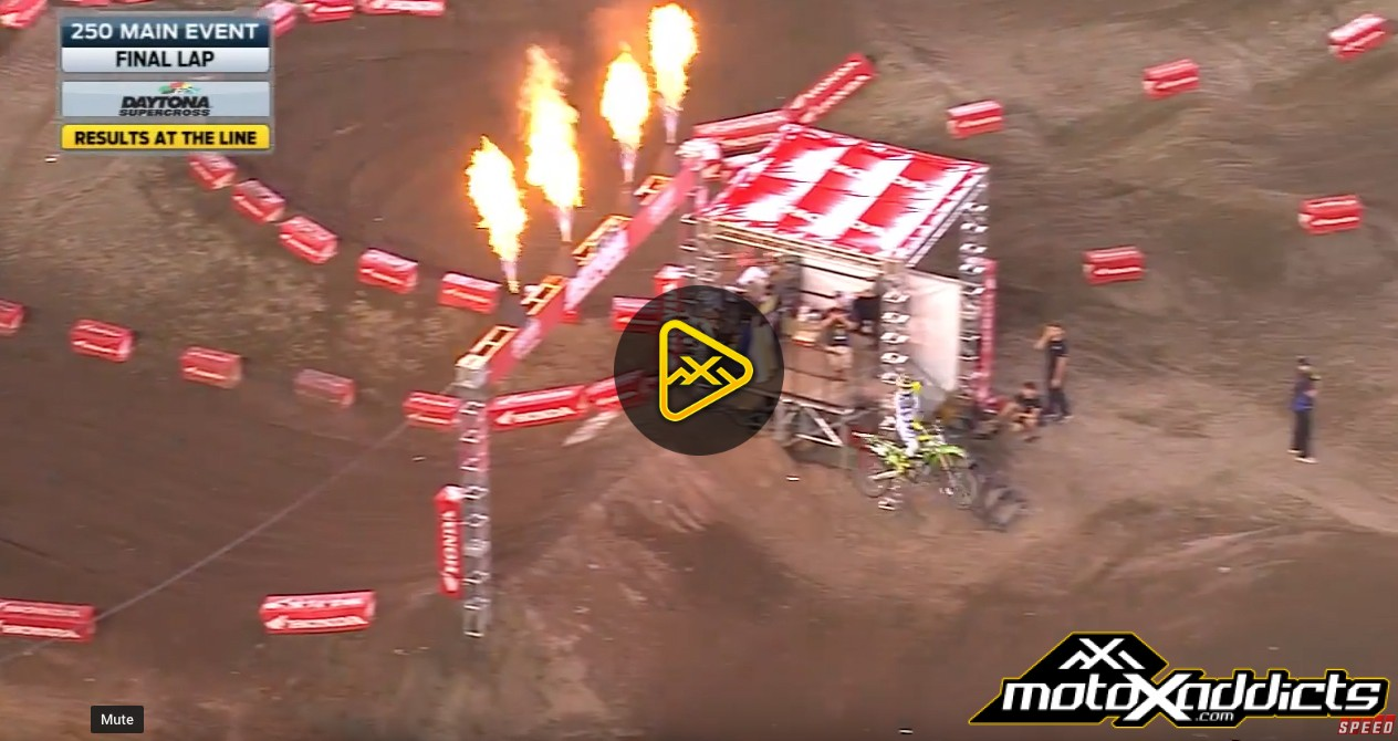 250SX Main Event Highlights – 2017 Daytona SX