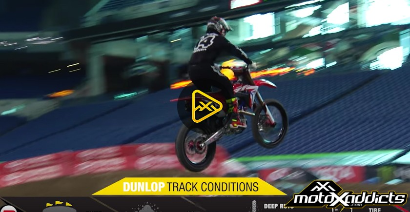 Track Conditions Report – 2017 Indianapolis SX