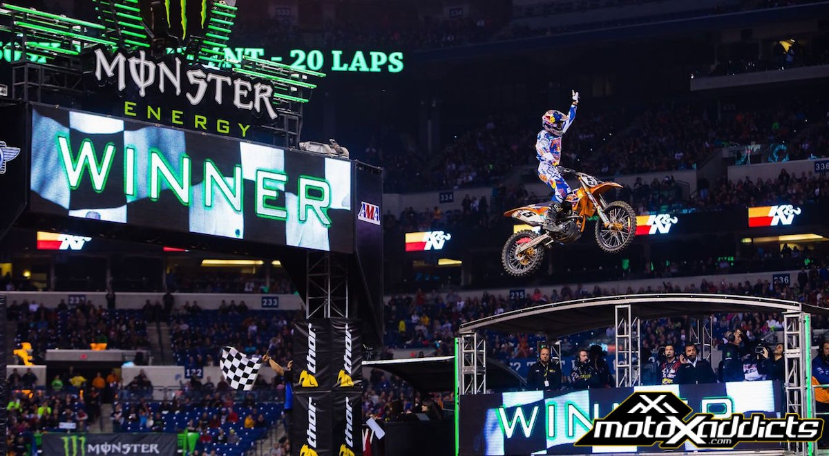 2017 Indianapolis SX – Historical Notes and Stats
