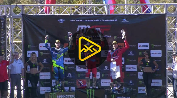 2017 MXGP of Argentina Highlights