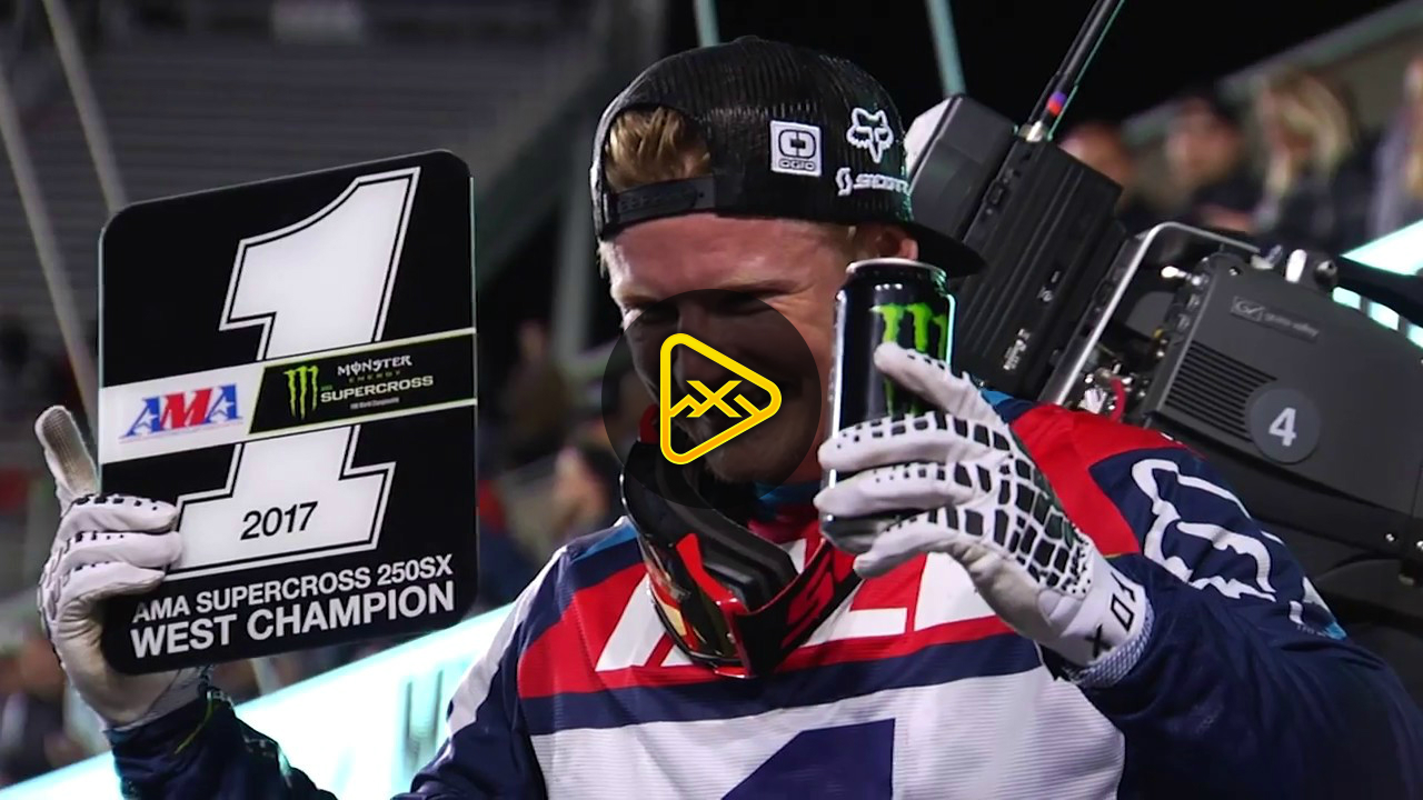 After the Checkered Flag – 2017 Salt Lake City SX