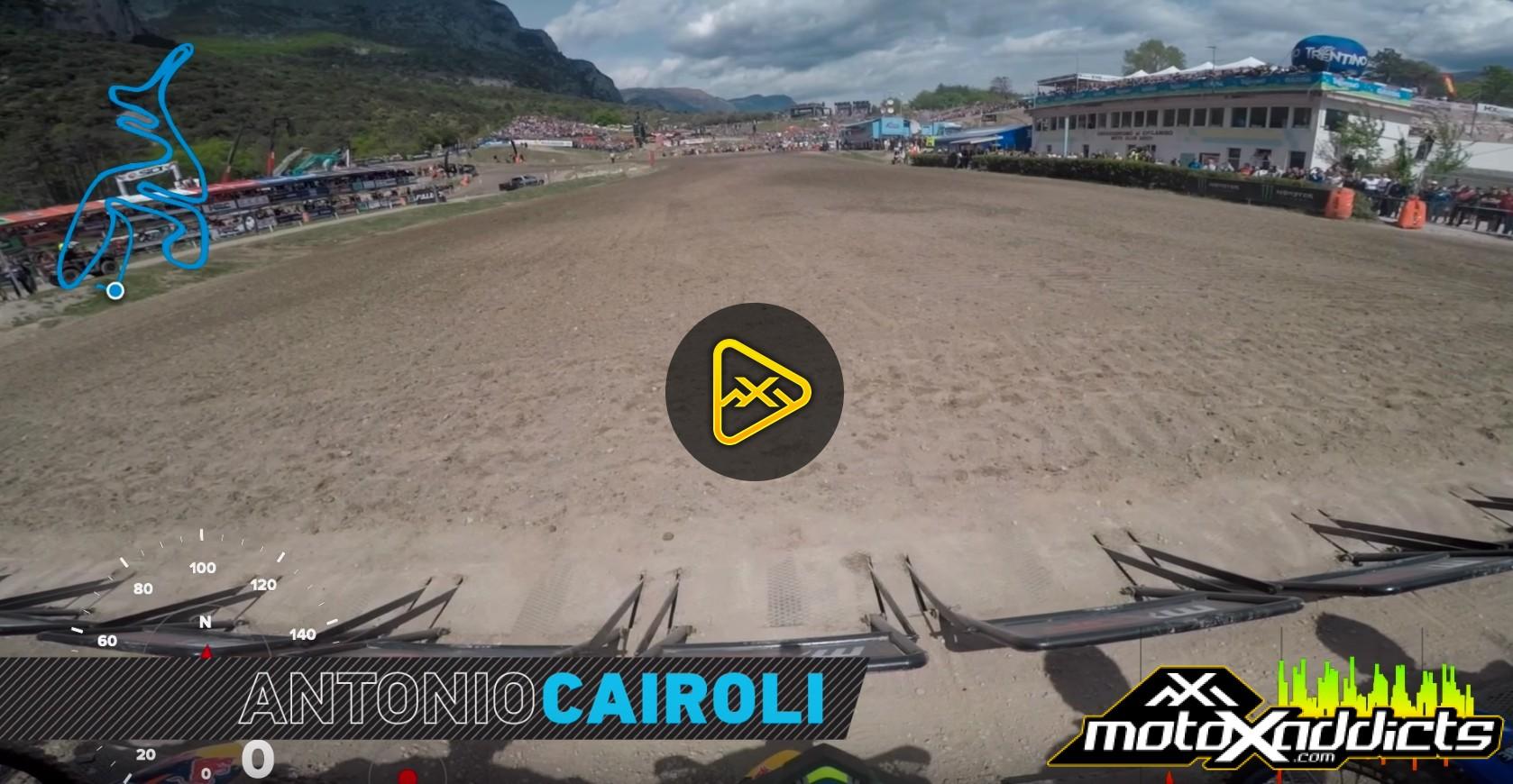 GoPro: Antonio Cairoli Moto 1 – 2017 MXGP of Trentino