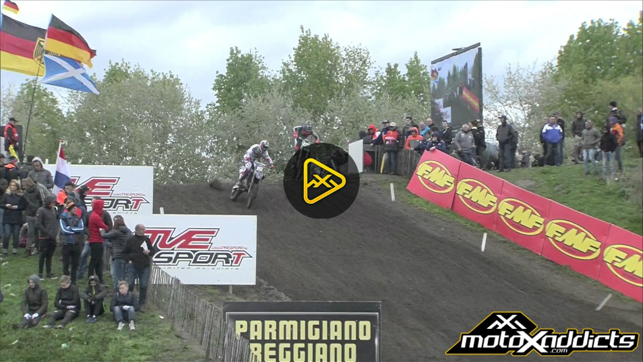 EMX125 Highlights – MXGP of Europe, Valkenswaard