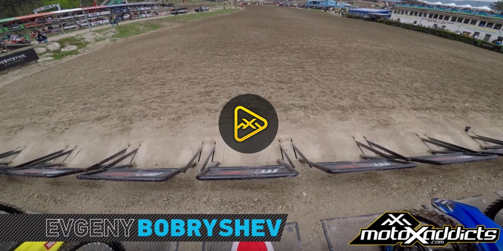 GoPro: Evgeny Bobryshev – 2017 MXGP of Trentino
