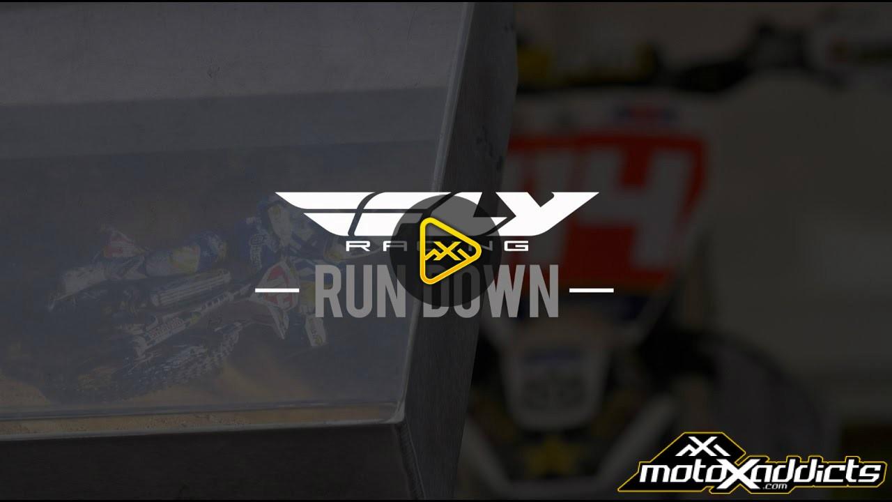FLY Racing GNCC Run Down 2017